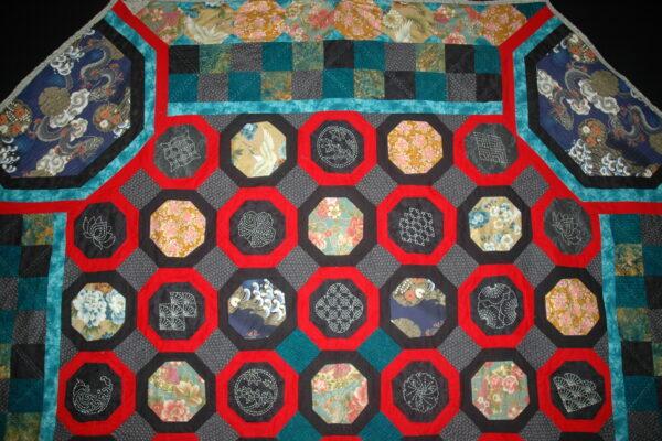 Japanese Quilt detail